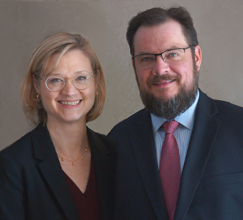 estate planning attorneys Susan R. Abert and Michael T. Jordan